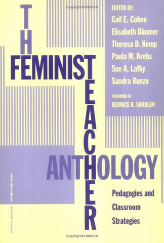Feminist Teacher Anthology, The: Pedagogies and Classroom Strategies-gifts-books-Shop Denison