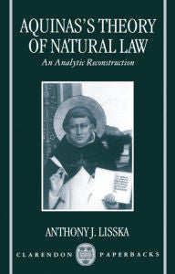 Aquinas's Theory of Natural Law: An Analytic Reconstruction-gifts-books-Shop Denison