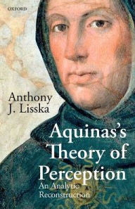 Aquinas's Theory of Perception: An Analytic Reconstruction-gifts-books-Shop Denison