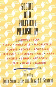 Social and Political Philosophy: Readings from Plato to Gandhi-gifts-books-Shop Denison