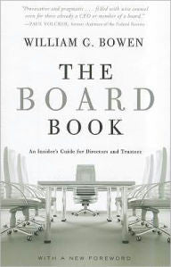 Board Book: An Insider's Guide for Directors and Trustees, The-gifts-books-Shop Denison