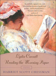 Lydia Cassatt Reading the Morning Paper-gifts-books-Shop Denison