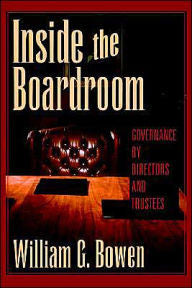 Inside the Boardroom: Governance by Directors and Trustees-gifts-books-Shop Denison