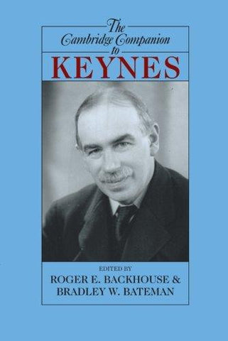 Cambridge Companion to Keynes-gifts-books-Shop Denison