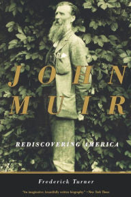 John Muir: Rediscovering America-gifts-books-Shop Denison