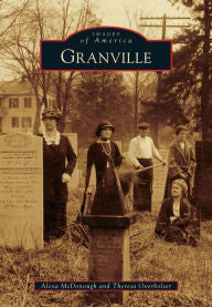 Granville, Ohio (Images of America Series)-gifts-books-Shop Denison