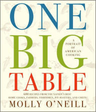 One Big Table: 600 Recipes from the Nation's Best Home Cooks, Farmers, Fishermen, Pit-Masters, and Chefs-gifts-books-Shop Denison