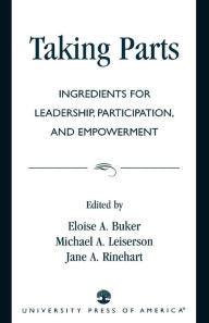 Taking Parts: Ingredients for Leadership, Participation, and Empowerment-gifts-books-Shop Denison