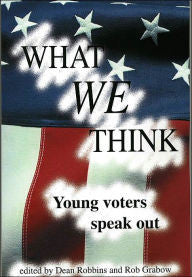 What we Think: Young Voters Speak Out-gifts-books-Shop Denison