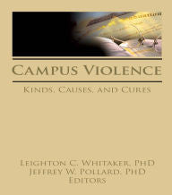 Campus Violence: Kinds, Causes, and Cures-gifts-books-Shop Denison