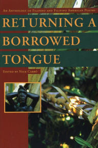 Returning a Borrowed Tongue: An Anthology of Filipino and Filipino American Poetry-gifts-books-Shop Denison