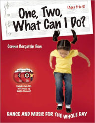 One, Two, What Can I Do?: Dance and Music for the Whole Day-gifts-books-Shop Denison