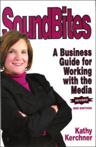 Soundbites: A Business Guide to Working with the Media-gifts-books-Shop Denison
