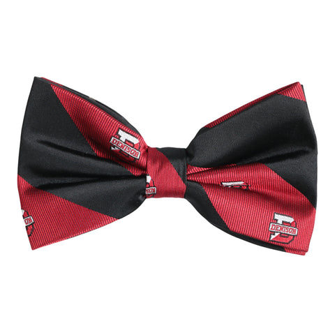 College Stripe Bow Tie-accessories-ties-Shop Denison