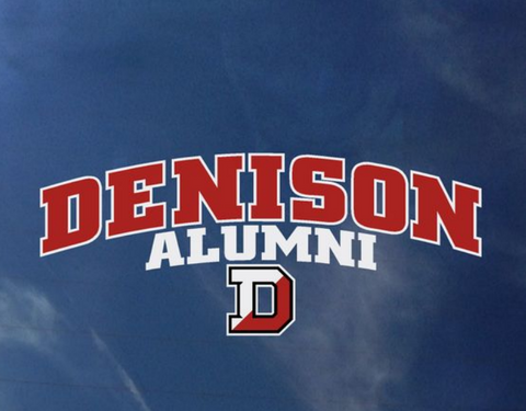 Alumni Decal-gifts-decals-Shop Denison