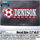 Colormax Sports Decals-gifts-decals-Shop Denison