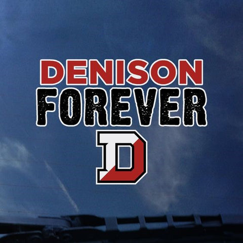 Denison Forever Decal-gifts-decals-Shop Denison