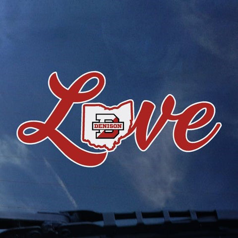 Love Ohio Decal-gifts-decals-Shop Denison