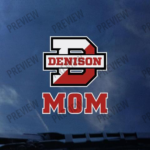 Decal Mom-gifts-decals-Shop Denison