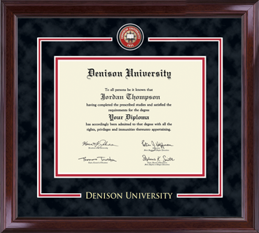 Showcase Premium Diploma Frame-gifts-frames-Shop Denison