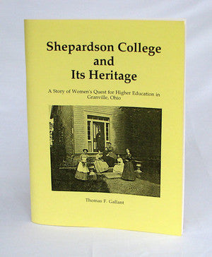 Shepardson College and Its Heritage-gifts-books-Shop Denison