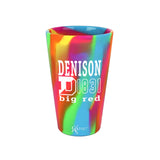 Tie-Dyed Silicone Pint Tumbler-gifts-drinkware-Shop Denison