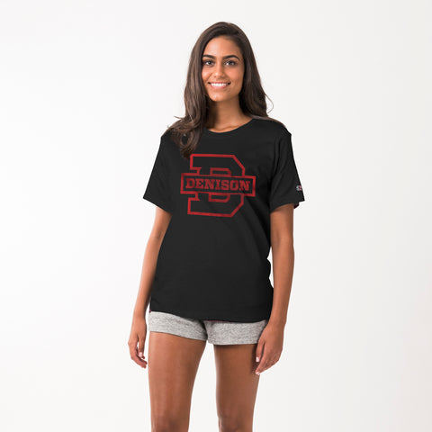 American Collegiate Everyday Tee-women-tshirts-Shop Denison