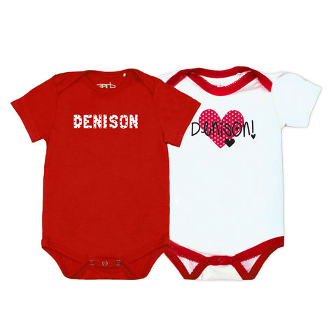 Girls Onesie (2pack)-youth-apparel-Shop Denison