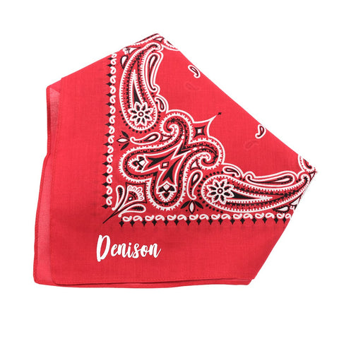 Denison Spirit Bandana-accessories-outerwear-Shop Denison