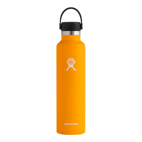 Hydro Flask 24 oz Standard Mouth with Flex Cap (available in 5 colors)-gifts-drinkware-Shop Denison