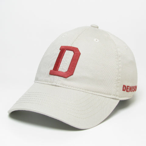 Relaxed Twill Hat (2 colors available)-hats-baseball-Shop Denison