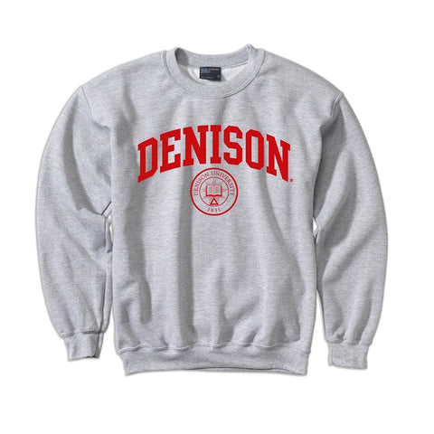 Comfort Fleece Crew-unisex-sweatshirts-Shop Denison