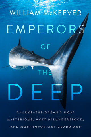 Emperors of the Deep by William McKeever-gifts-books-Shop Denison
