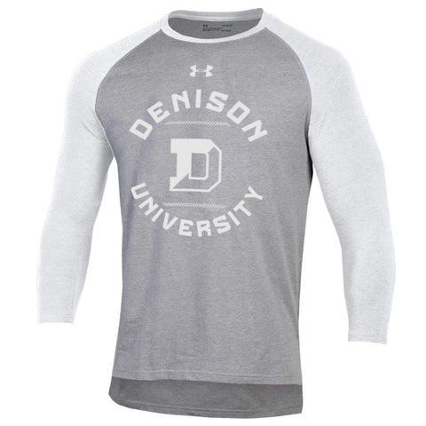 3/4 Sleeve Tee-unisex-tshirts-Shop Denison