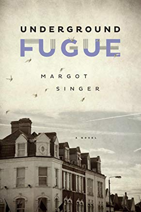 Underground Fugue by Margot Singer (Paperback)-gifts-books-Shop Denison