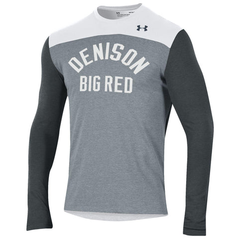 Under Armour Long Sleeve Freestyle Tee-unisex-tshirts-Shop Denison