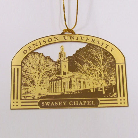 Ornament: Swasey Flat Design-gifts-other-Shop Denison