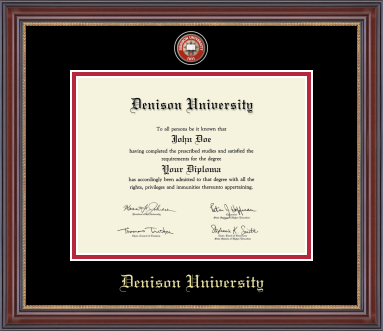Masterpiece Kensington Gold Diploma Frame-gifts-frames-Shop Denison