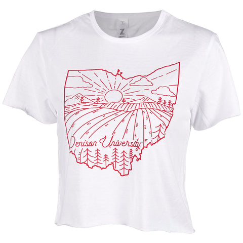 Zoozatz Humble Crop Tee-women-tshirts-Shop Denison