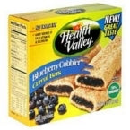 Health Valley Blueberry Cobbler Cereal Bar (6x7.9 Oz)