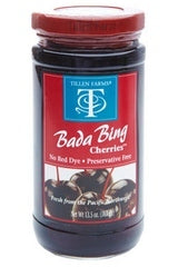 Tillen Farms Cherries, Bada Bing (6x13.5 Oz)