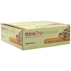 Think Thin Original Roasted Almond Bar (10x1.41 Oz)