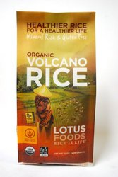 Lotus Foods Volcano Rice (6x15 Oz)