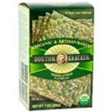 Dr. Kracker Seedlander Bag In Box Crackers (6x6 Oz)