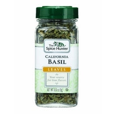 Spice Hunter California Basil, Leaves (6x0.3Oz)