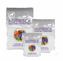 Dogswell Nutrisca Chicken and Chickpea Recipe Dry Food (6x4 LB)