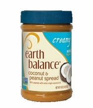Earth Balance Creamy Coconut Peanut Butter (12x16 Oz)