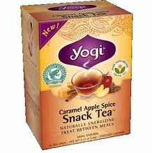 Yogi Teas Caramel Apple Spice Slim Life Tea (6x16 Bag)