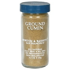 Morton & Bassett Ground Cumin (3x2.3Oz)