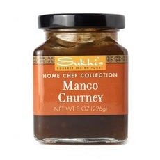 Sukhi's Gourmet Indian Food Mango Chutney  (6x8Oz)